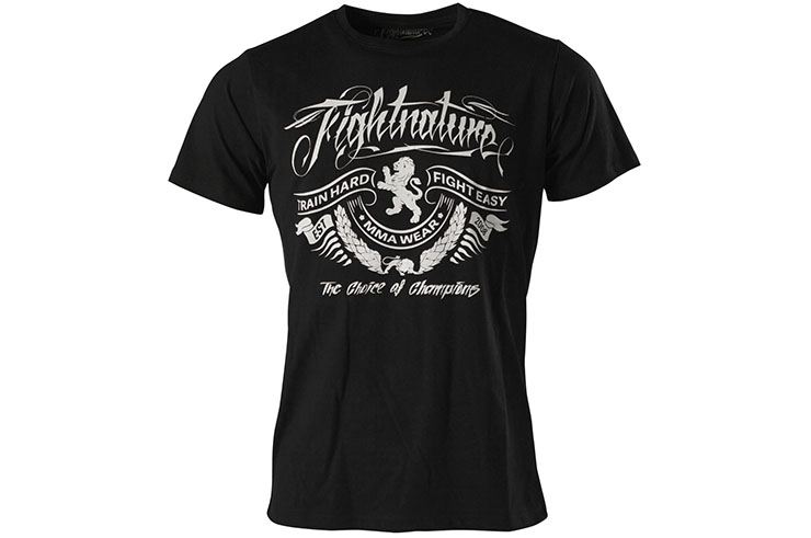 T-shirt for training - Train Hard, Kwon