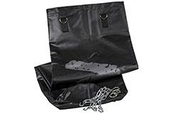 Punching bag, Black matte, Empty model - Kwon