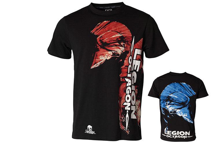 Camiseta de mangas cortas entrenamiento - Sparta, Legion Octagon