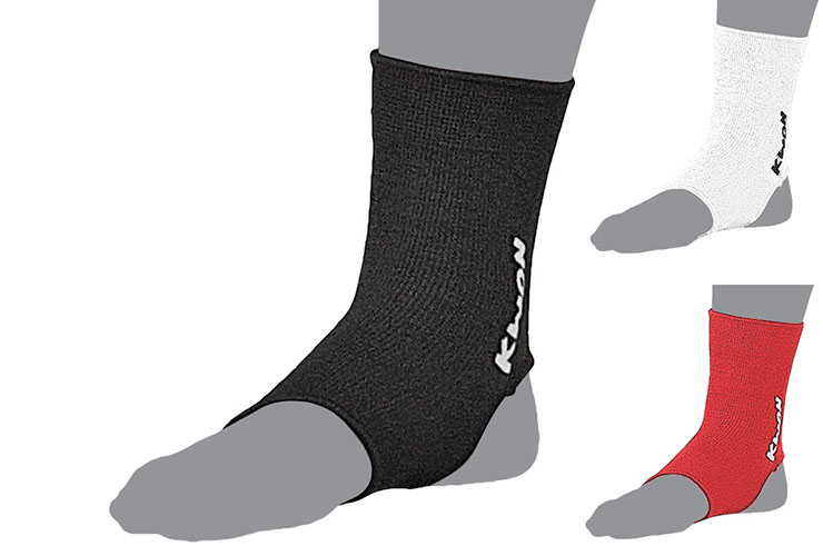 Ankle guards, Kwon