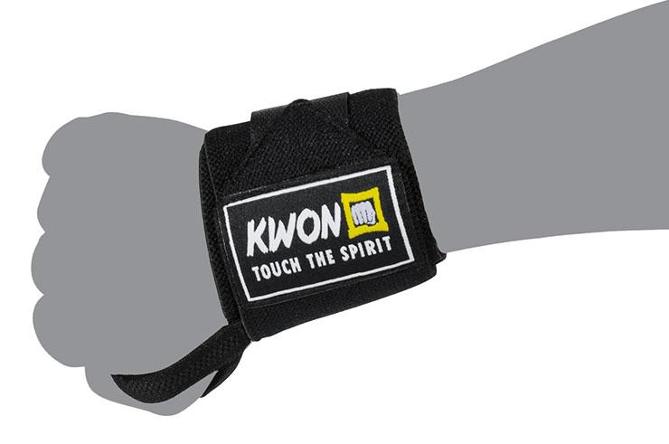Bande de Renforcement poignet, Kwon