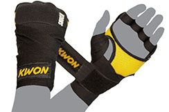 Interior guantes gel, Kwon