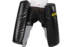 Protección de muslos - Escudo multifunción, Kwon