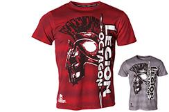Camiseta Deportiva - Fight or Die, Legion Octagon