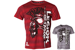 Sports T-shirt - Fight or Die, Legion Octagon