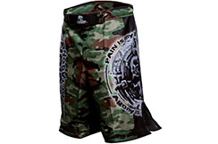 MMA Short - Camo, Legion Octagon