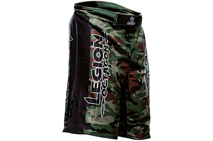 Short de MMA - Camo, Legion Octagon