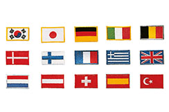 Insignia Flags of the Countries, Kwon