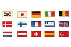 Insignia Banderas de los Países, Kwon