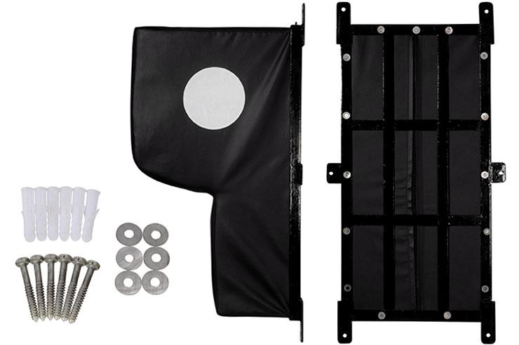 Wall-mounted striking base - Uppercuts, Kwon