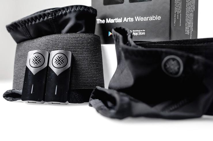 Martial Arts Wearable Tech Trackers - Kick.AI