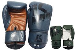 Gants de Boxe - KPB/BG, King Pro Boxing