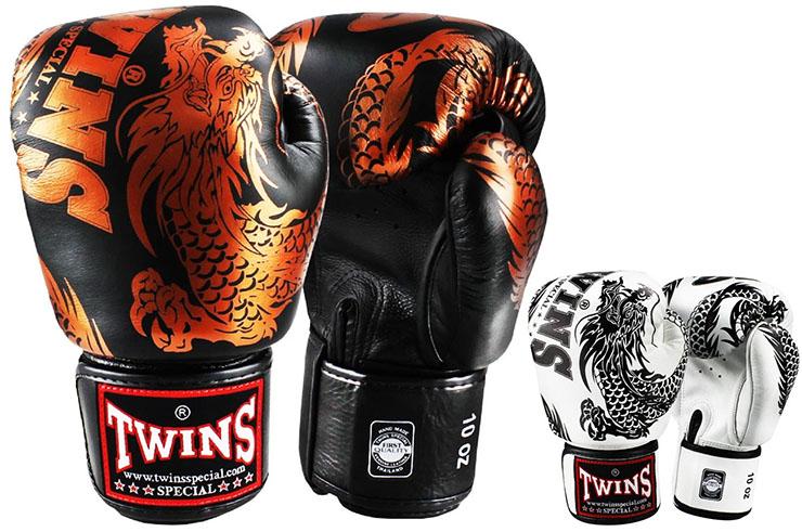 Boxing Gloves - Fantasy Dragon, Twins
