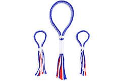 Mongkon & Prajeet for Muay Thai, Blue White Red