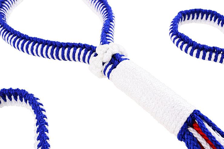 Mongkon & Prajeet Muay Thai, Bleu Blanc Rouge