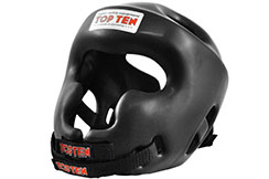 Integral Head Guard, PU - Full Protection, Top Ten