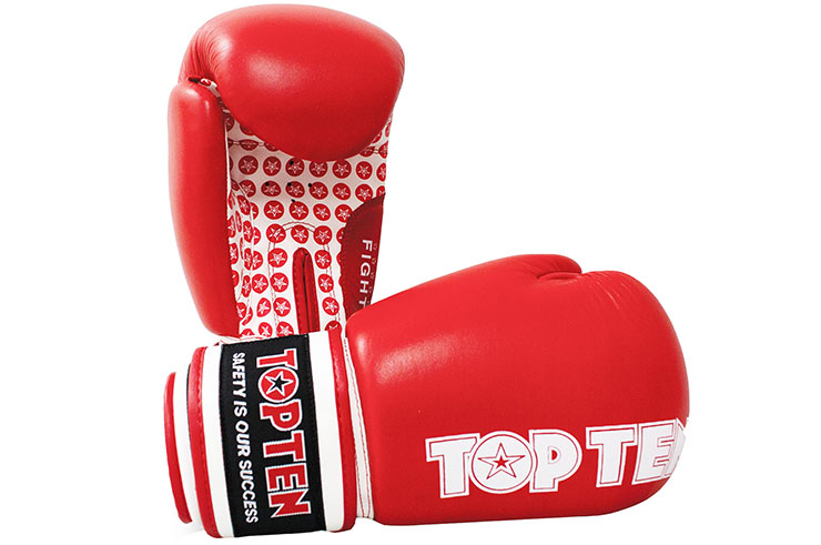 Boxing Gloves - Genuine and Synthetic Leather, Top Ten