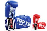 Gants de Boxe - Cuir Premium, Top Ten