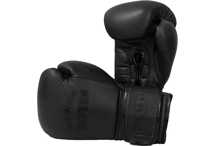 Multiboxing Gloves - Black 'N' Black, Top Ten