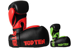 Guantes Multiboxeo - XLP, Top Ten