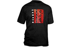 Camiseta de mangas cortas - Karaté, Hayashi