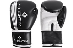Gants de Boxes, Cuir PU – Édition Exclusive, SylFight