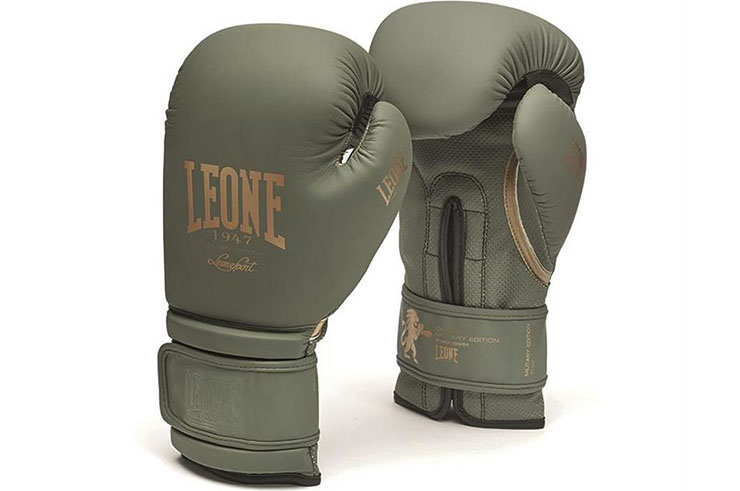Training Boxing Gloves - GN059, Leone