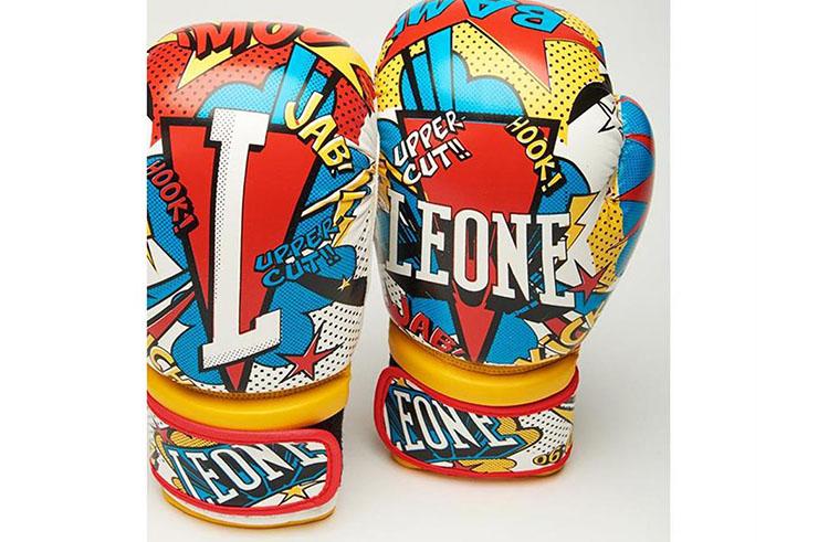 Guantes de Boxeo para niños, Hero - GN400, Leone