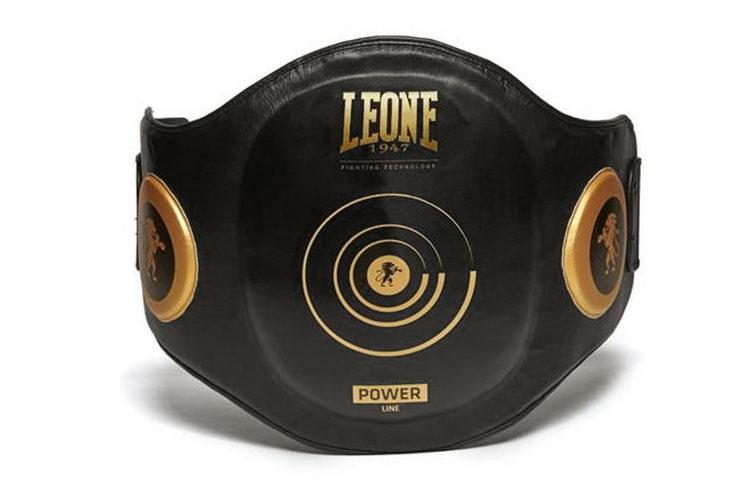 Cinturón abdominal de boxeo, Power Line - GM440, Leone