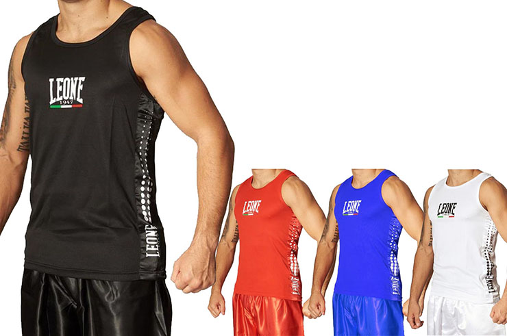 Top de Boxeo - AB726, Leone