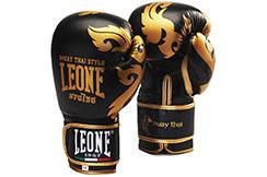 Boxing Gloves, Muay Thai - GN031, Leone