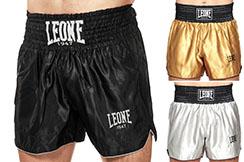 Kick-Thaï pantalon corto, Basic - AB766, Leone