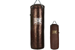 Punching bag, Vintage - AT823, Leone