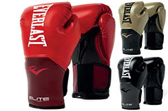 Boxing Gloves, Training - Elite Pro, Everlast
