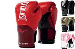 Gants de Boxe, Entraînement - Elite Pro, Everlast