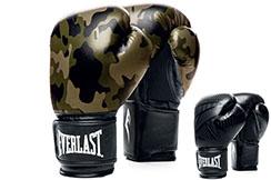Gants de boxe, Entraînement - Spark Camo, Everlast