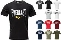 Camiseta deportiva, manga corta - Russel, Everlast