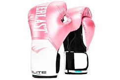 Gants de Boxe, Entraînement - Elite Pro v2 Rose, Everlast
