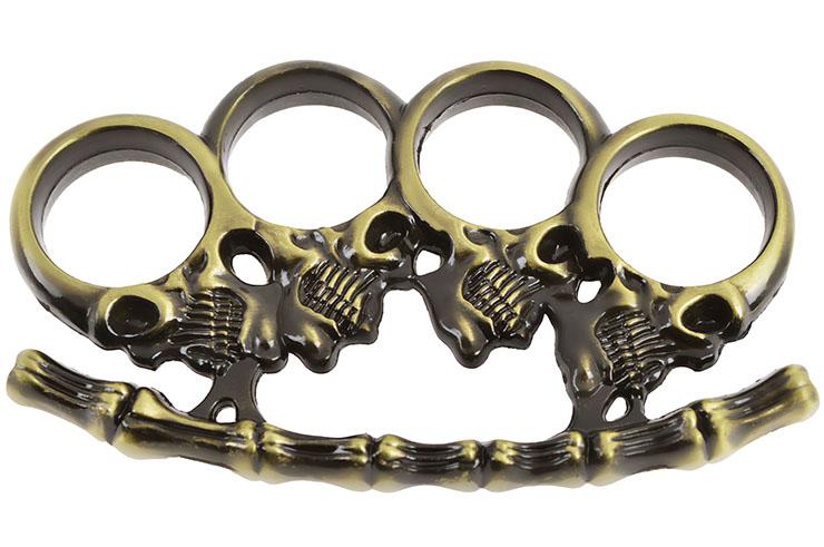 Knuckle, Bronze Skulls