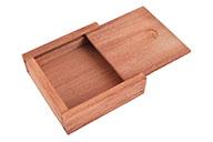 Box for Miniature Ninja Shuriken Throwing Stars