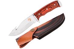 Couteau de chasse, Cerf (12 cm)