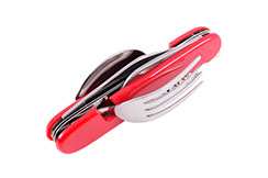 Swiss army Camping Knife, Red