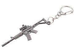 Llavero, rifle de acero - Colt M14