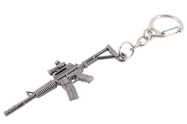 Keychain, Steel Rifle - Colt M14