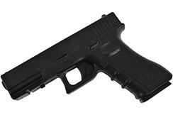 Pistolet Caoutchouc, Glock 23
