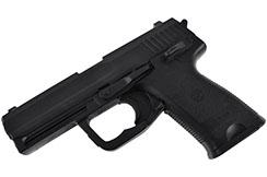 Pistolet Caoutchouc, Glock 17
