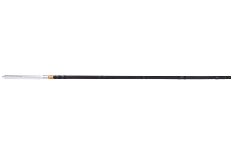 Spear with dismantable blade, Polypropylene - Chrome Spear Head
