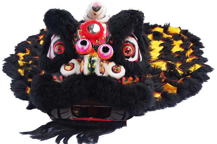 Traje Danza Del León del Sur «Zhang Fei» (Gama Alta)
