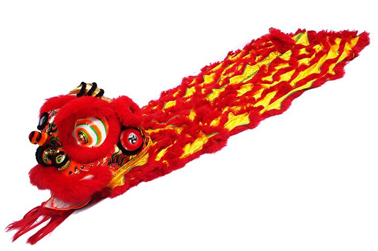 Traje Danza Del León del Sur 'Guan Yu' (Gama Alta)