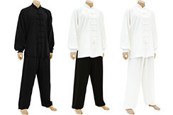 Tai Ji, Tai Chi Uniform, Classical Upper Range